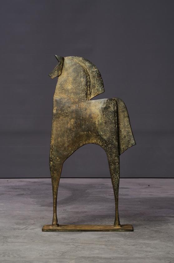 Caballo Noselio - Carlos Mata - Leonhard's Gallery