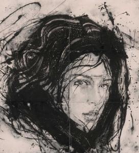 Portrait 61 - Lidia Masllorens - Leonhard's Gallery
