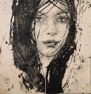 Portrait 62 - Lidia Masllorens - Leonhard's Gallery