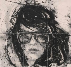 Portrait 63 - Lidia Masllorens - Leonhard's Gallery
