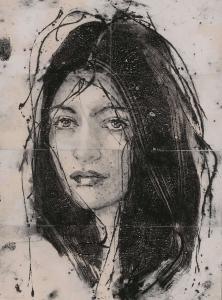 Portrait 64 - Lidia Masllorens - Leonhard's Gallery