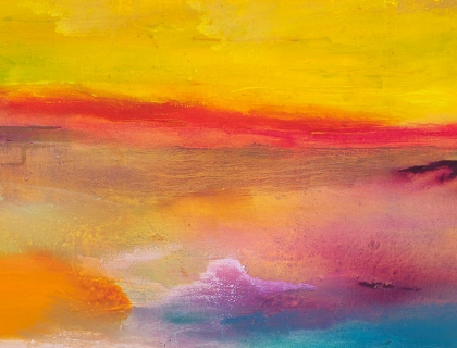 Saltwater Painting A9 0 2 1 /D23 16 31*4 10 - Inge Cornil - Leonhard's Gallery