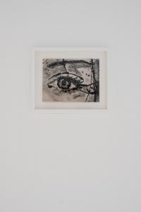 Untitled Eye 2021 - Lidia Masllorens - Leonhard's Gallery