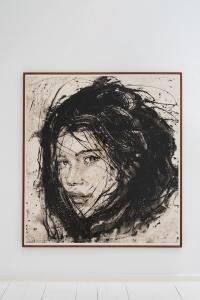 Untitled Silkscreen - Lidia Masllorens - Leonhard's Gallery