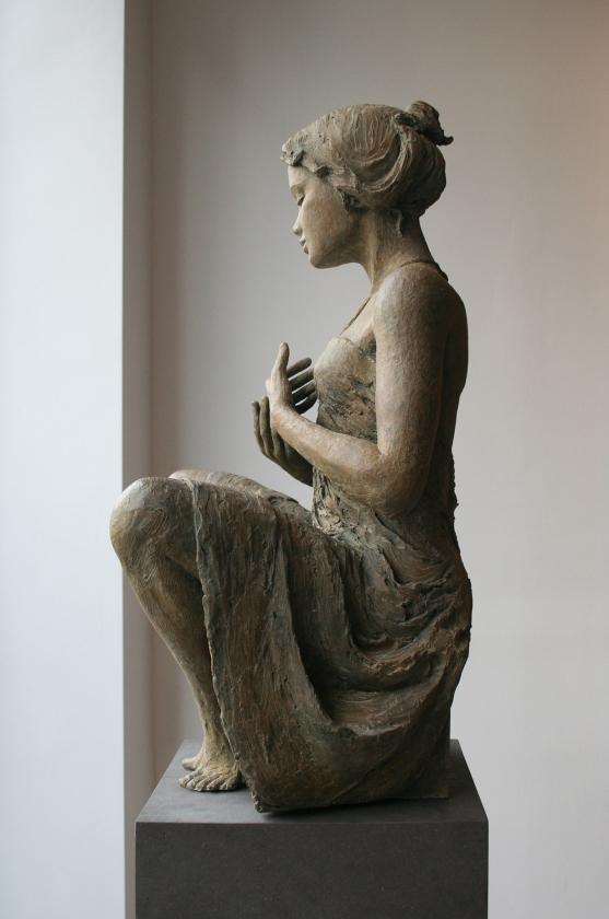 Le Silence - Gis De Maeyer - Leonhard's Gallery