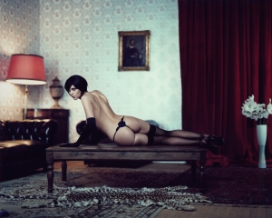 Marina On the Table - Marc Lagrange - Leonhard's Gallery
